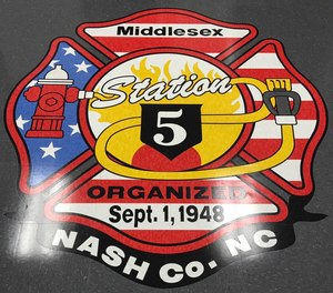Firefighters at the Middlesex Volunteer Fire Department have earned their EMT certifications, making the town the first municipality in southern Nash County to have EMTs on hand.