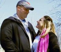 Firefighter proposes to Boston Marathon bombing survivor