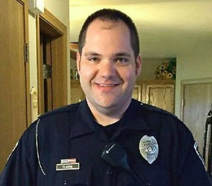 Officer Michael Flamion.