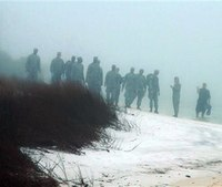 11 military members presumed dead after Fla. copter crash