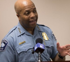 Minneapolis Police Chief Medaria Arradondo said he had no explanation for the discrepancy in the reported numbers or why so many rape kits went untested in Minneapolis, but vowed to rectify the number. (Photo/Alex Kormann/Star Tribune/TNS)