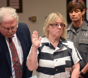Joyce Mitchell, who was sentenced for her role in the escape of two men from Clinton Correctional Facility, was released on parole. (Photo/TNS)