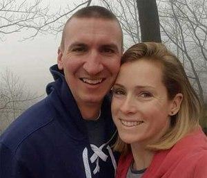 Nicole and Steve Mittendorff. (Photo courtesy Facebook)