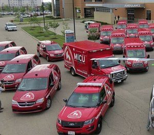 The Kettering Health Network's transportation service, Kettering Mobile Care, is seeking to recruit EMTs by paying tuition and full-time wages for 24 students. (Photo/Kettering Health Network)