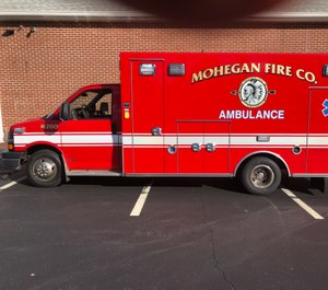 The Mohegan Fire Company is one of the four fire companies in Montville, Conn. where volunteer firefighters and EMTs will now be paid quarterly instead of yearly under changes to the town's Volunteer Firefighters' Relief Program. (Photo/Mohegan Fire Company)