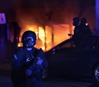 4 Mo. police officers shot during night of rioting, violence