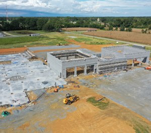 Monteith Constructionis building theSampson County911 &Emergency Services Center, which will house the county's 911 telecommunications, EMS, emergency management operations and fire marshal services.