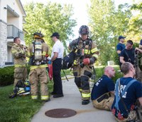 5 signs of low firefighter morale