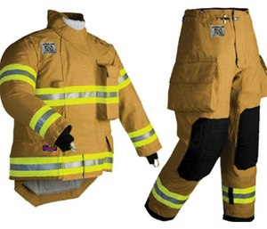 Honeywell TAILS Morning Pride turnout gear.