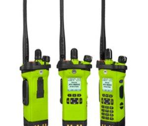 APX 8000XE (Photo courtesy Motorola Solutions)