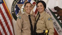 Mother-daughter deputy duo gives back to community