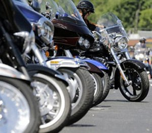 Just like anything else, motorcycle riding takes practice. To stay safe, always ride within your skill level.