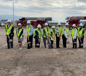 Officials on Wednesday break ground for a new emergency room to be built in Westlake, Utah.