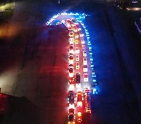 Photo of the Week: Arrow reminds drivers to move over for public safety
