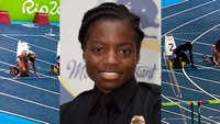 This school resource officer and Olympic athlete has her sights on Tokyo