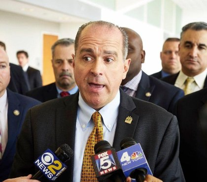 NYPD investigating sergeants union president for 'war' comment