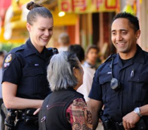 If cybersecurity crime prevention falls to local law enforcement, how can police departments approach cybersecurity awareness education? (Photo/EfficentGov)
