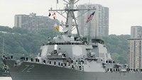 Navy sailor, civilian suspect killed at Va. base