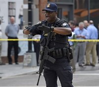 Police: No evidence of shooting at Washington Navy Yard