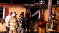 Fire damages popular New England seafood restaurant