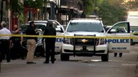 Gunman accused of ambushing New Orleans cops booked into mental ward