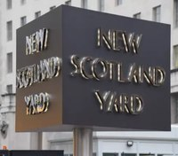 Londonofficershot dead inside police station