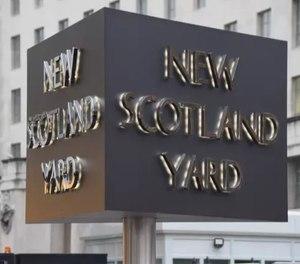 New Scotland Yard.