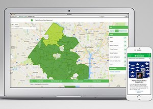 When police departments join the Nextdoor platform, they can communicate with verified residents within the geographic boundaries of their service area.