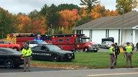 Gunman opens fire at NH church wedding ceremony
