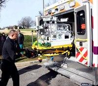 SC hospital unveils new neonatal intensive care ambulance