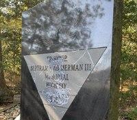 $6K reward offered to find vandal who defaced NJ state trooper's memorial
