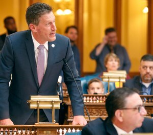N.J. lawmakers debated police officer's use of facial-recognition technology and a bill that would require towns to hold public hearings before the technology is implemented. (Photo/TNS)