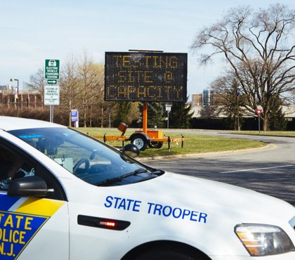 State police: 700 NJ LEOs tested positive for COVID-19