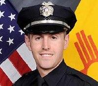 NM officer killed in crash