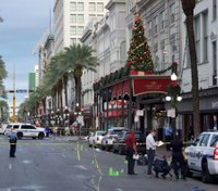 Police: 2 critically injured, 10 shot in New Orleans