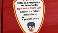 Watch: FDNY fights back with PSA about paramedic, EMT assaults