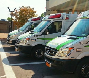 As people wait for their EMS certification to be granted, service providers are stretched thin.
