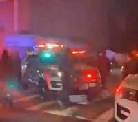 Driver of stolen NJ cop car leads police on wild pursuit into NYC
