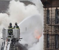 Utility: Inspectors found faulty work before NY blast