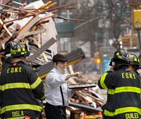 2 bodies found in NYC building explosion rubble