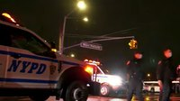 NYPD cop shot in back during Bronx shootout