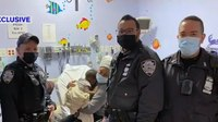 Video: NYPD cops hailed for saving baby girl with CPR