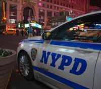 Officer suspended for saying 'Trump 2020' over NYPD vehicle loudspeaker