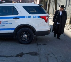 In an effort to curb hate crimes, the NYPD will be monitoring 100 security cameras in Orthodox Jewish neighborhoods. (Photo/TNS)