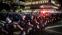 Report: Floyd protests overwhelmed NYPD, sparking conflict