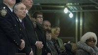 Killings of 2 NY officers trigger backlash