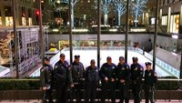 Video: NYPD brings Christmas tree, holiday spirit to Rockefeller Center