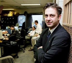 NYPD veteran Edward Conlon, host of the new NYPD podcast