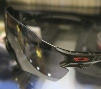 Oakley's new eyewear expands marksman's field of view