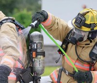 Fla. firefighters get decontamination kits to fight cancer risk